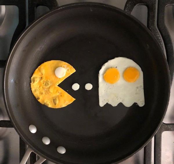 煎蛋展览!让妈妈们做早餐时脑洞大开-金融微周刊
