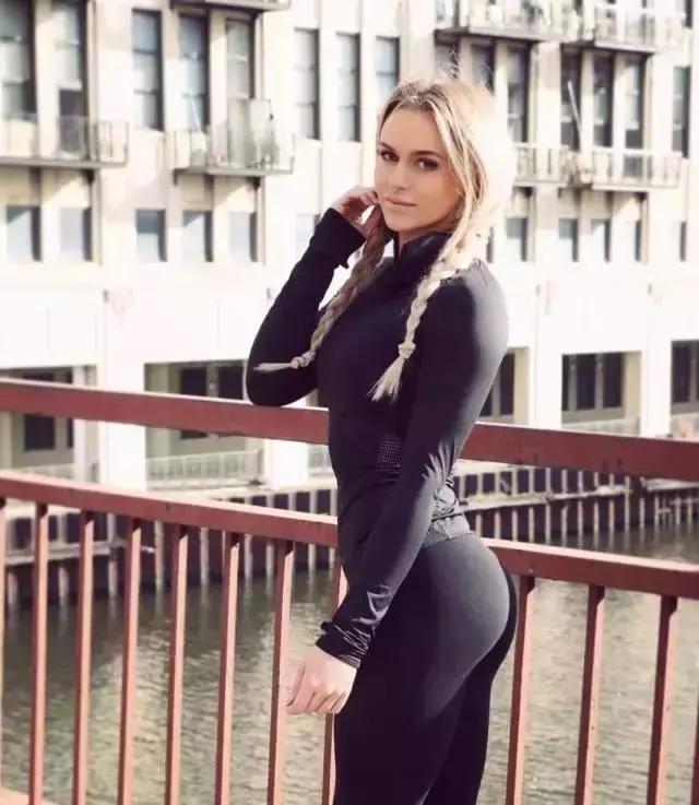 这样的健身女神,你敢娶吗?-金融微周刊