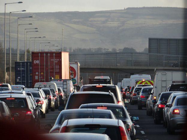 自动驾驶 | 六张图告诉你自动驾驶汽车怎样缓解交通堵塞-金融微周刊